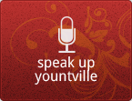 Speak up Yountville