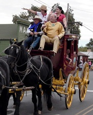 2005 Yountville Days Parade