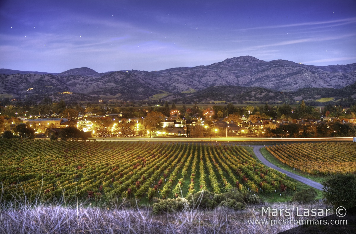 Yountville Eve