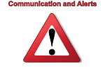 Communication and Alerts
