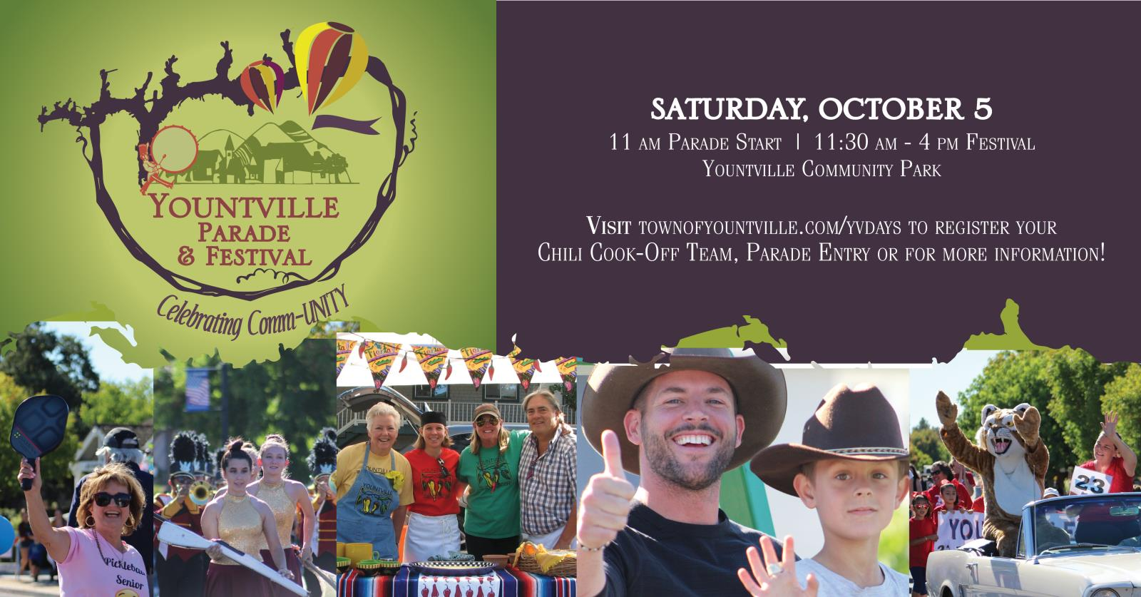 Yountville Days 2019 | Yountville, CA