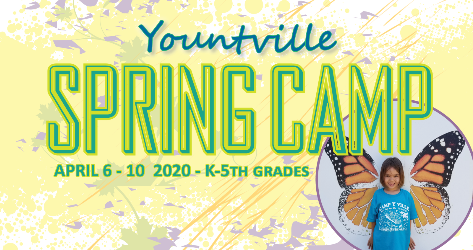 Spring Camp 2020, youth camp